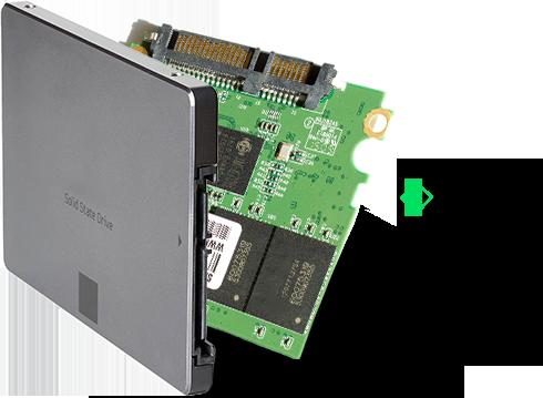 Imagine recuperare date SSD