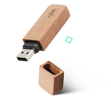 Imagine recuperare date Stick USB